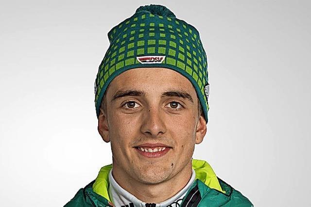 Janosch Brugger bei Tour de Ski