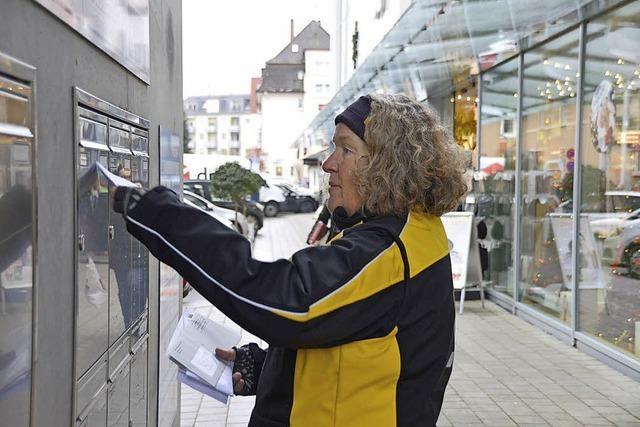 So erlebt eine Postbotin in Rheinfelden die Adventszeit