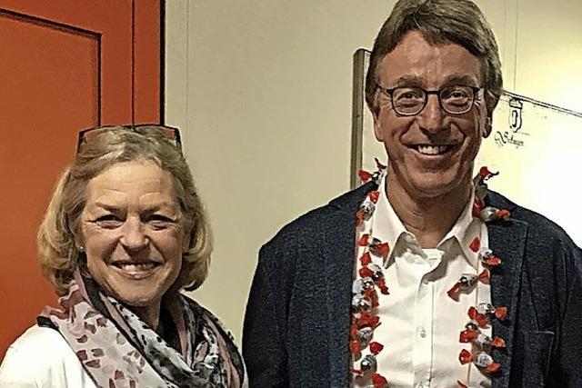 Ulrich Schoo feiert 40 Jahre