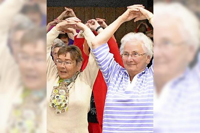 Senioren dürfen nicht ins Hintertreffen geraten