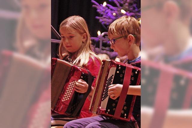 Wehrer Schüler musizieren