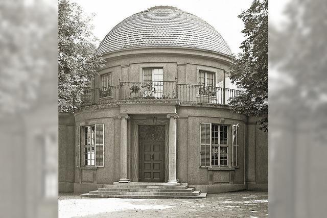 Als mitten im Krieg in Freiburg eine Kunsthalle gebaut wurde