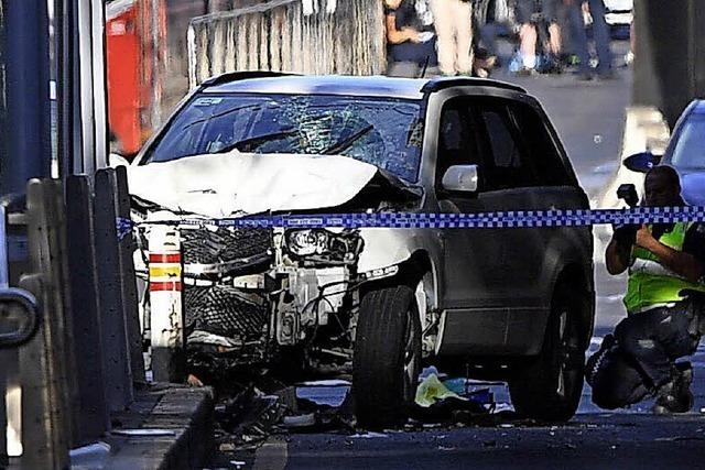 19 Verletzte in Melbourne