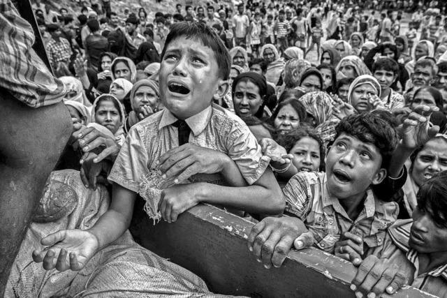 Unicef stellt Fotos des Jahres vor