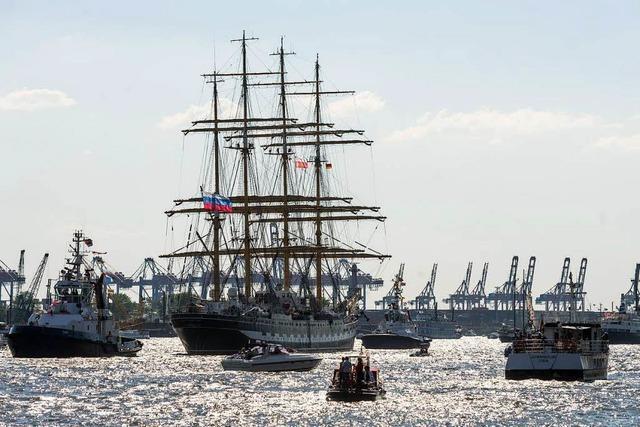 Mehrere Hansestädte und Hamburgs Hafengeburtstag an Bord eines Traditionssegler erleben!
