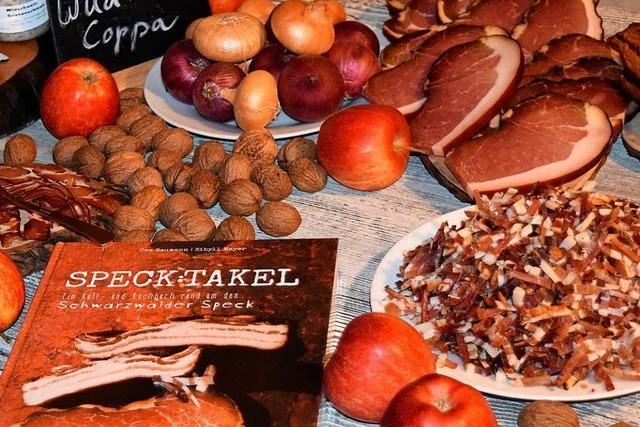 Basler Verlag bringt Buch über Speck heraus