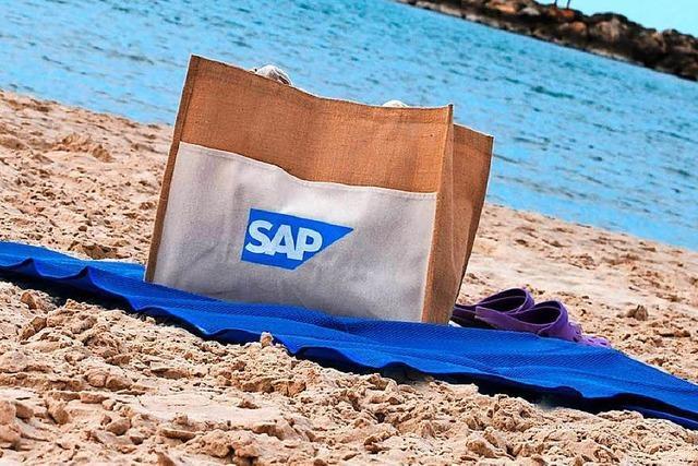 IT-Konzern SAP bietet Teilzeitjobs für Führungskräfte