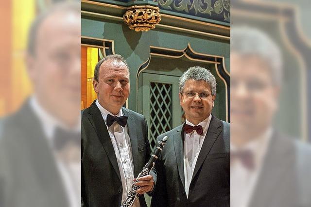 Christoph Wirz und Clemens Staiger in Titisee-Neustadt