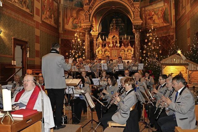Musik bereichert die Weihnachtsfeiertage