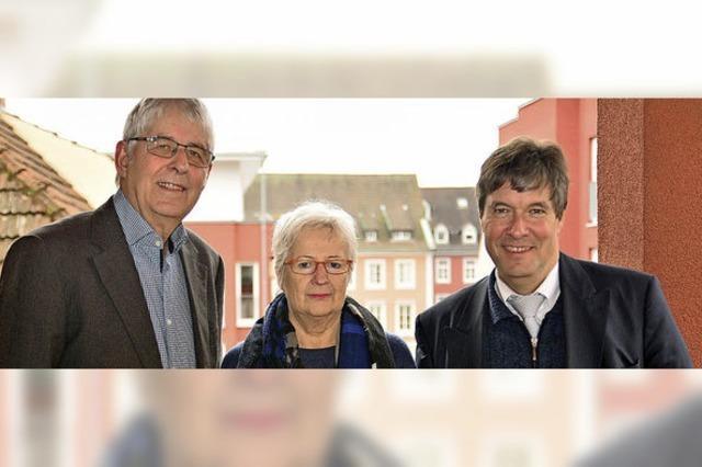 3000 Euro für Hospizvereine in Lahr und Offenburg