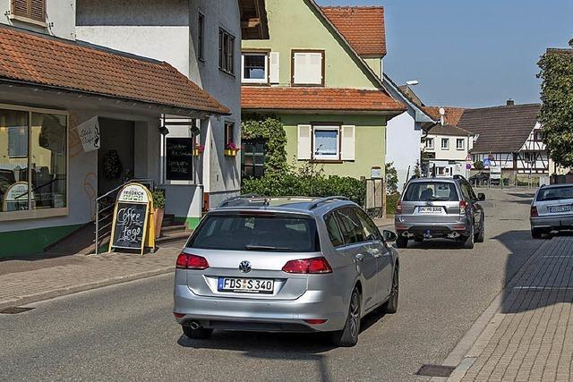 Ortsdurchfahrt kostet vier Millionen