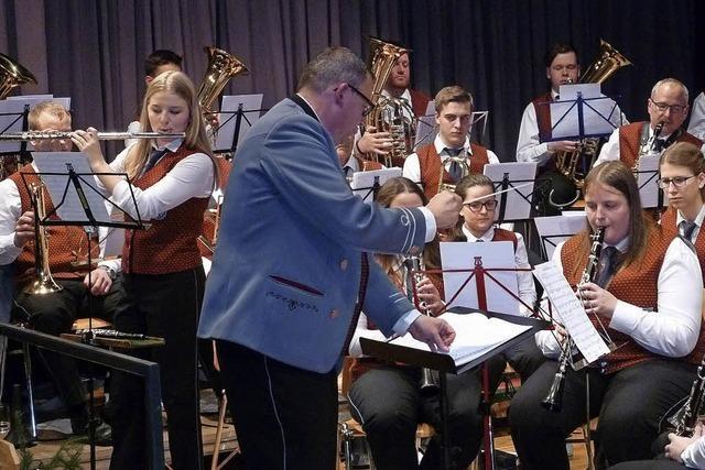 Blasmusik trifft auf Wiener Klassik und Pop