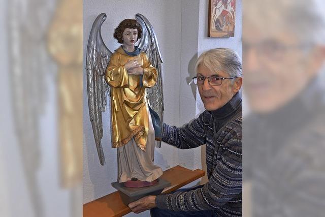Heilige und Engel kehren zurück