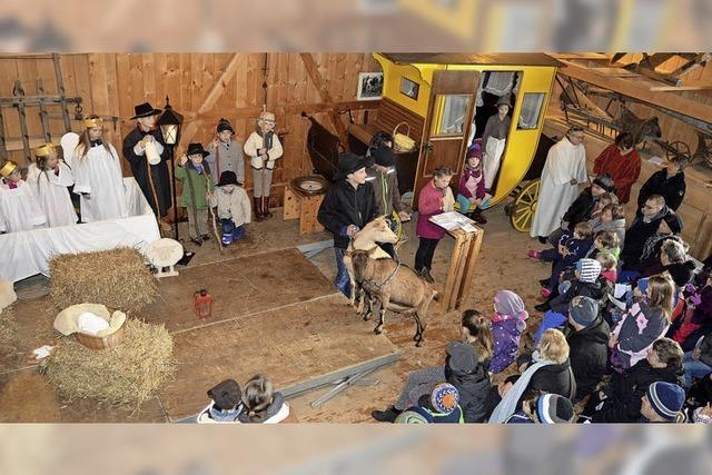 Gottesdienste auf dem Hotzenwald sind gut besucht