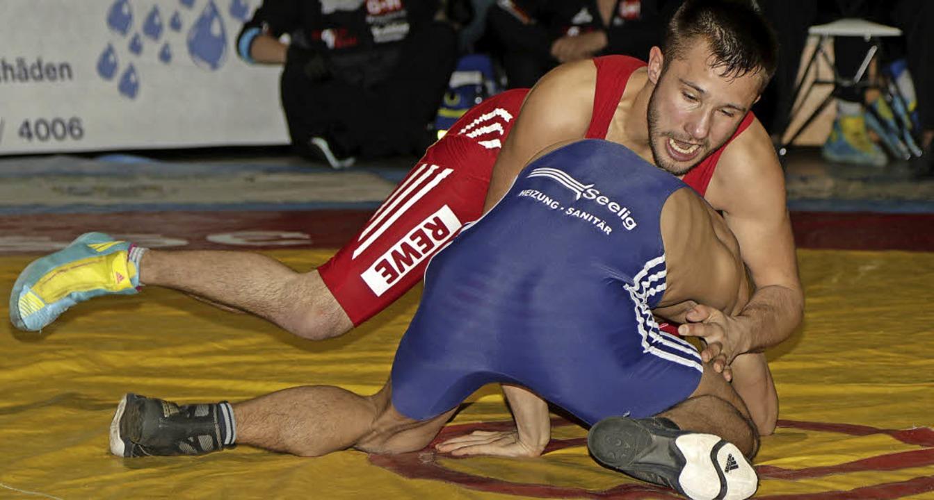 Zwölfter Sieg in Serie: Gegen Nackenhe... Ahmed Al-Faraj) acht der zehn Kämpfe.  | Foto: Konzok
