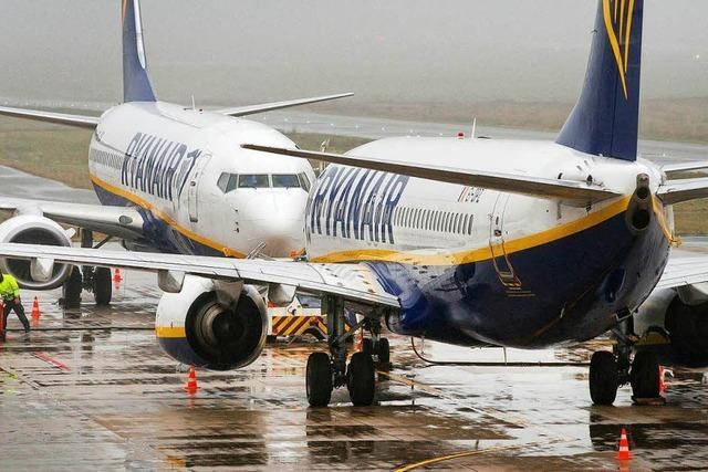 Tarifstreit bei Ryanair: Überfällige Aktion