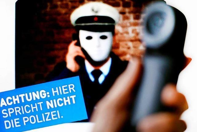 Die Polizei fasst mehrere Telefonbetrüger in Basel
