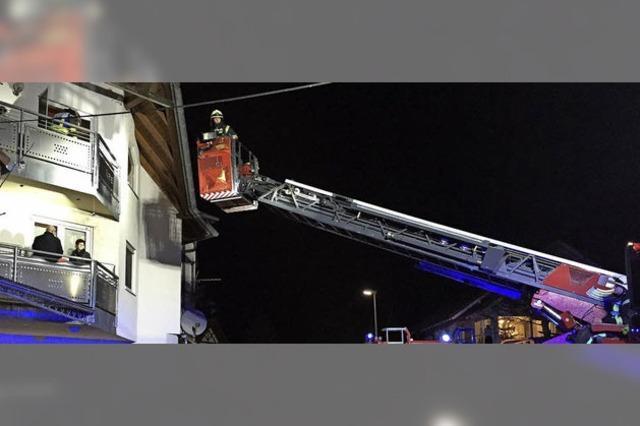 Defekter Staubsauger sorgt für Feuerwehreinsatz an Heiligabend