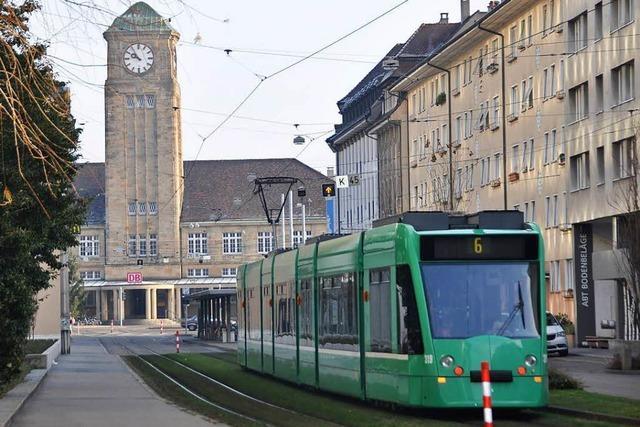 Baustellen sollen 2018 den Verkehr in Basel nicht so stark behindern