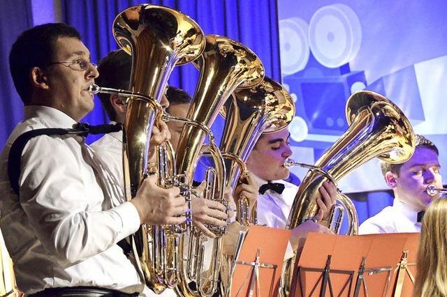 Orchester sorgt mit Filmmusik für großes Kino