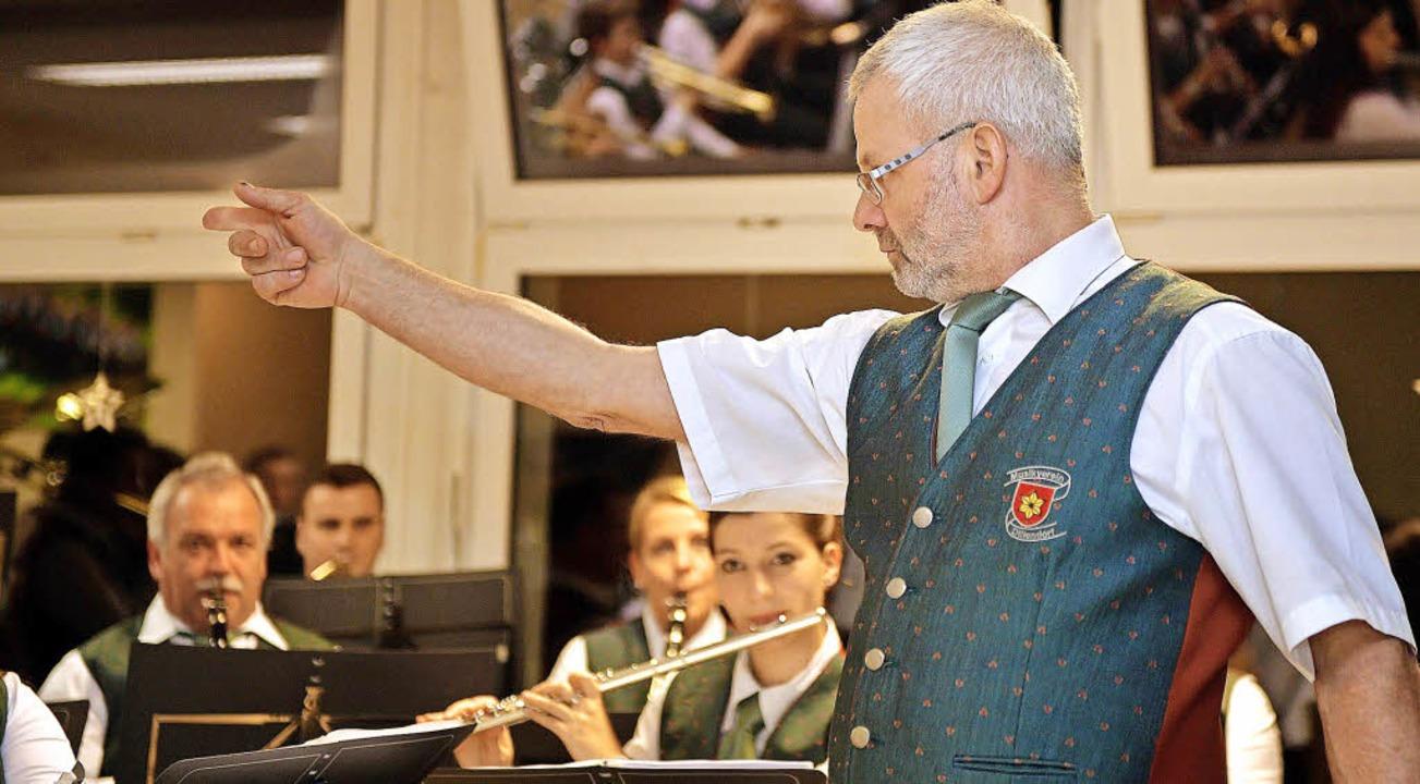"Bei der ""Polka Maus"" brauc... Orchester souverän sein zehn Jahren.   | Foto: Wolfgang Scheu"
