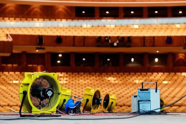 Deutsche Oper spielt wieder