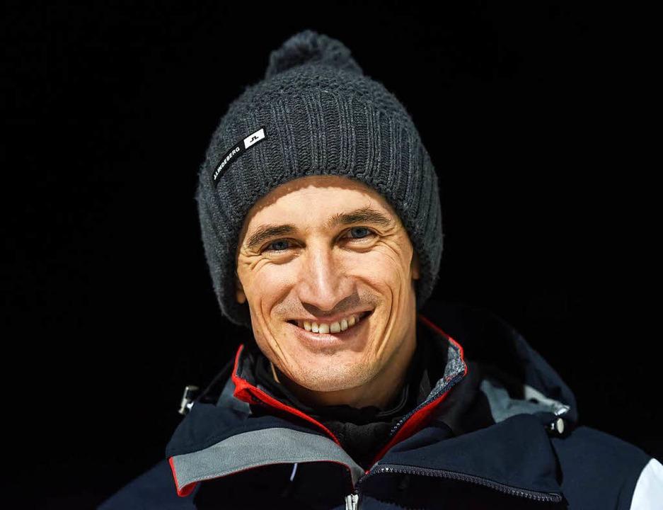 Martin Schmitt, hier beim Weltcup-Skis...nder Eurosport die Flüge der Athleten.    Foto: dpa