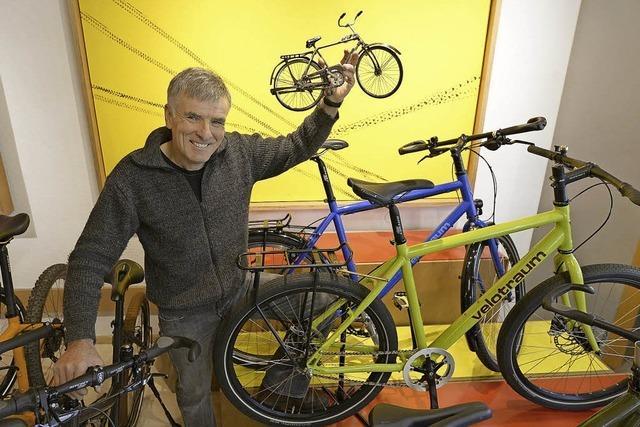 """Der Fahrradladen """"Pedal plus"""" in der Günterstalstraße schließt"""