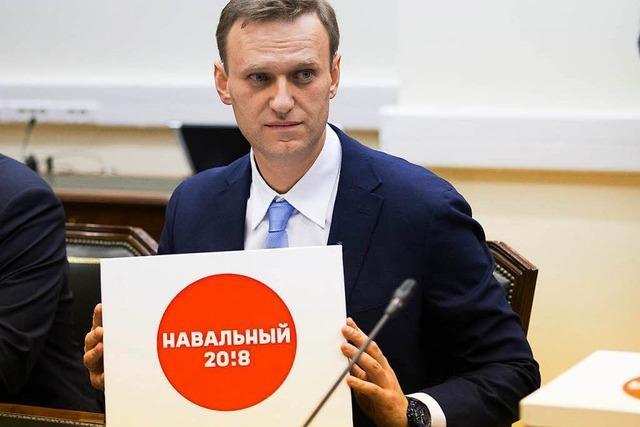 Russland vor der Wahl: Putins Angstgegner