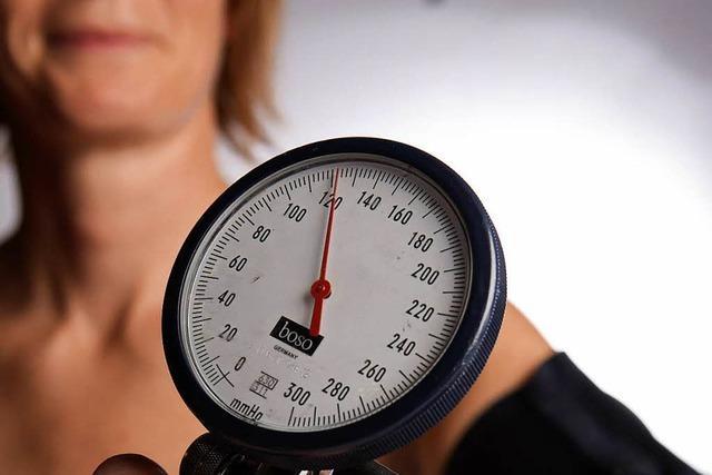 Niedrigere Hochdruckgrenzwerte sollen die Prävention verbessern