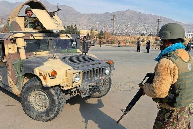 Viele Tote bei Selbstmordanschlag auf Kulturzentrum in Kabul