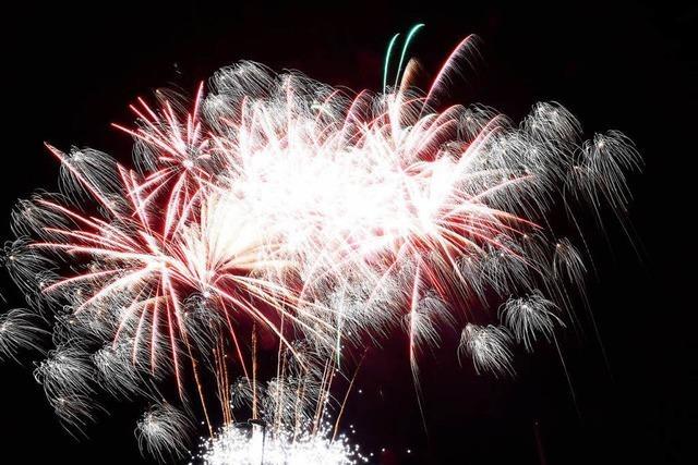 Wie war's beim… ersten großen Test-Feuerwerk in Freiburg?