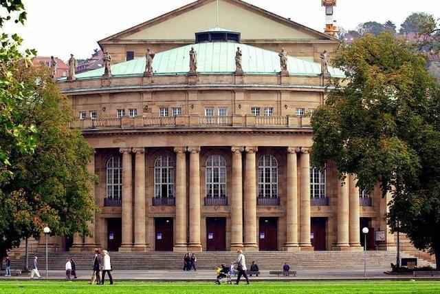 Der große Umbruch an den Stuttgarter Staatstheatern