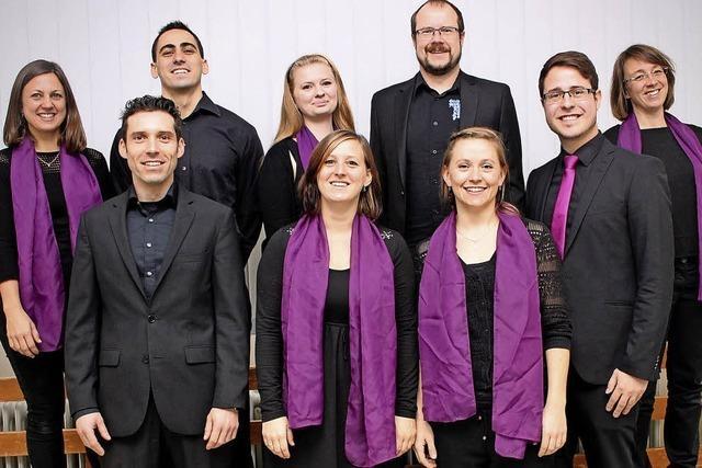 Neujahrskonzert in der katholischen Kirche in Eiken/Schweiz und katholischen Kirche in Dogern