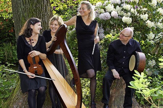 Jahresausklang mit dem Ensemble Dúil in Rheinfelden-Eichsel