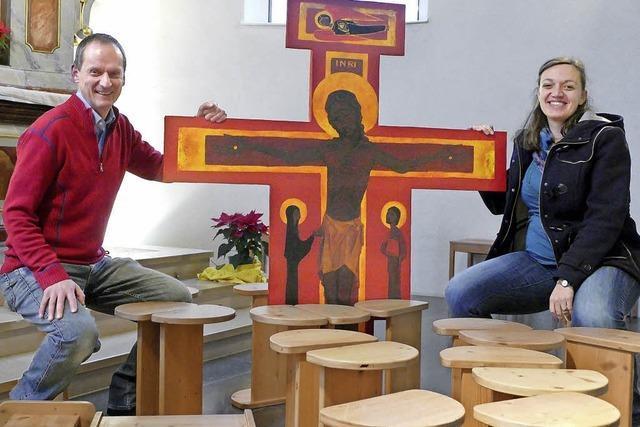 Taizé-Feeling im St. Josefshaus