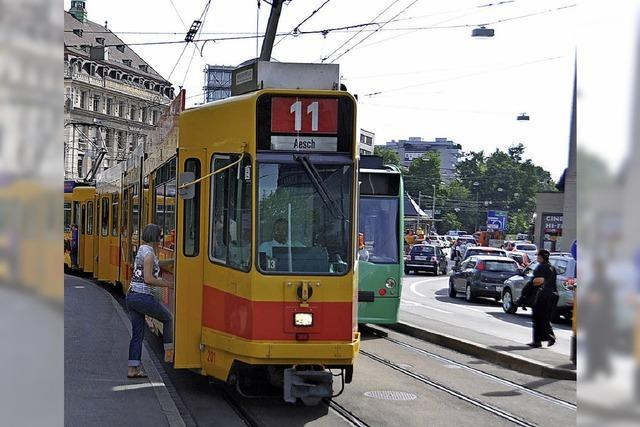 Basler Regierung will Verkehrssicherheit verbessern
