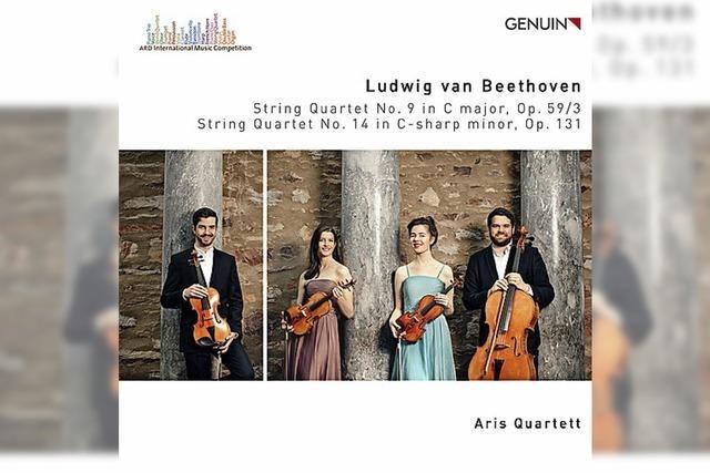 CD: KLASSIK: Musikalität und Tiefenschärfe