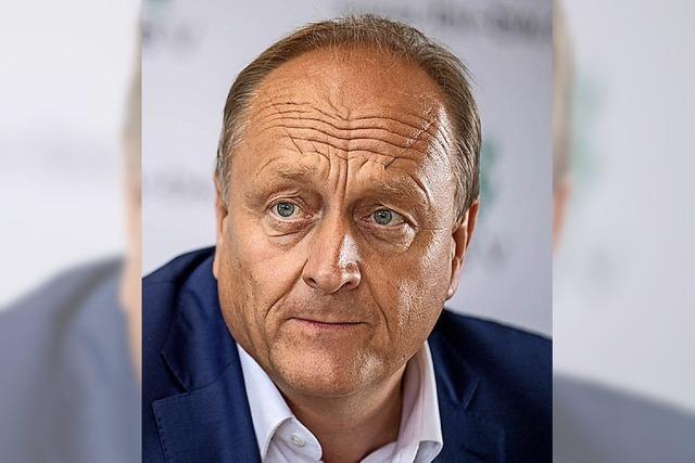Nabu verleiht Bauernchef Schmähpreis