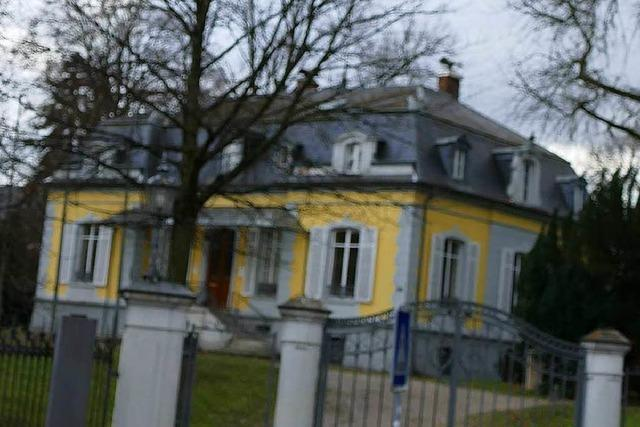 Lörrach soll Sanierung der Villa Aichele selbst bezahlen