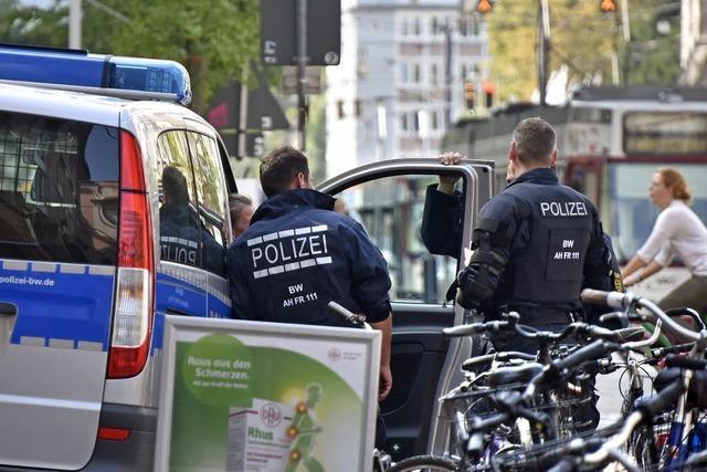 Die Sicherheitspartnerschaft zwischen der Stadt Freiburg und der Polizei trägt erste Früchte