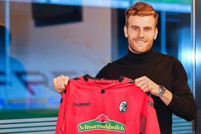 SC Freiburg verpflichtet Sandhausens Angreifer Lucas Höler