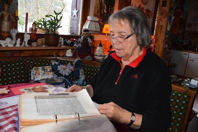 Ulrike Spiegelhalter : Beobachterin über vier Jahrzehnte