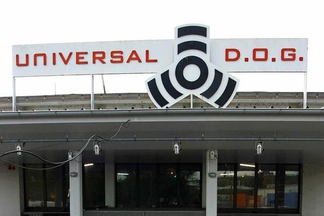 Universal D.O.G. in Lahr soll multifunktionale Veranstaltungshalle werden