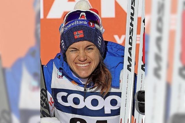 Tour de Ski = Generalprobe für Olympia
