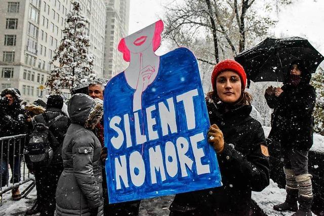 Das Jahr 2017 und der Weinstein-Skandal: Das Schweigen bricht