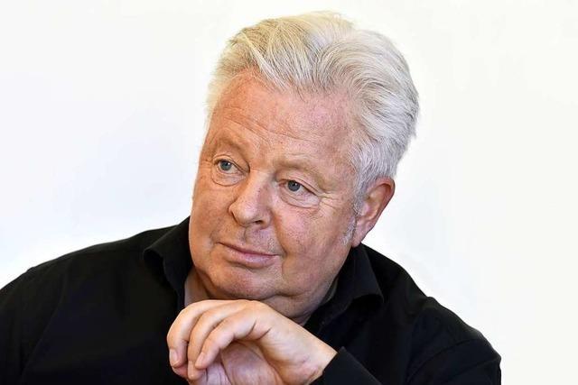 Peter Carp ist der Neue am Freiburger Stadttheater