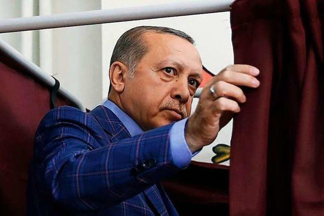 Recep Tayyip Erdogan – der Halbstarke