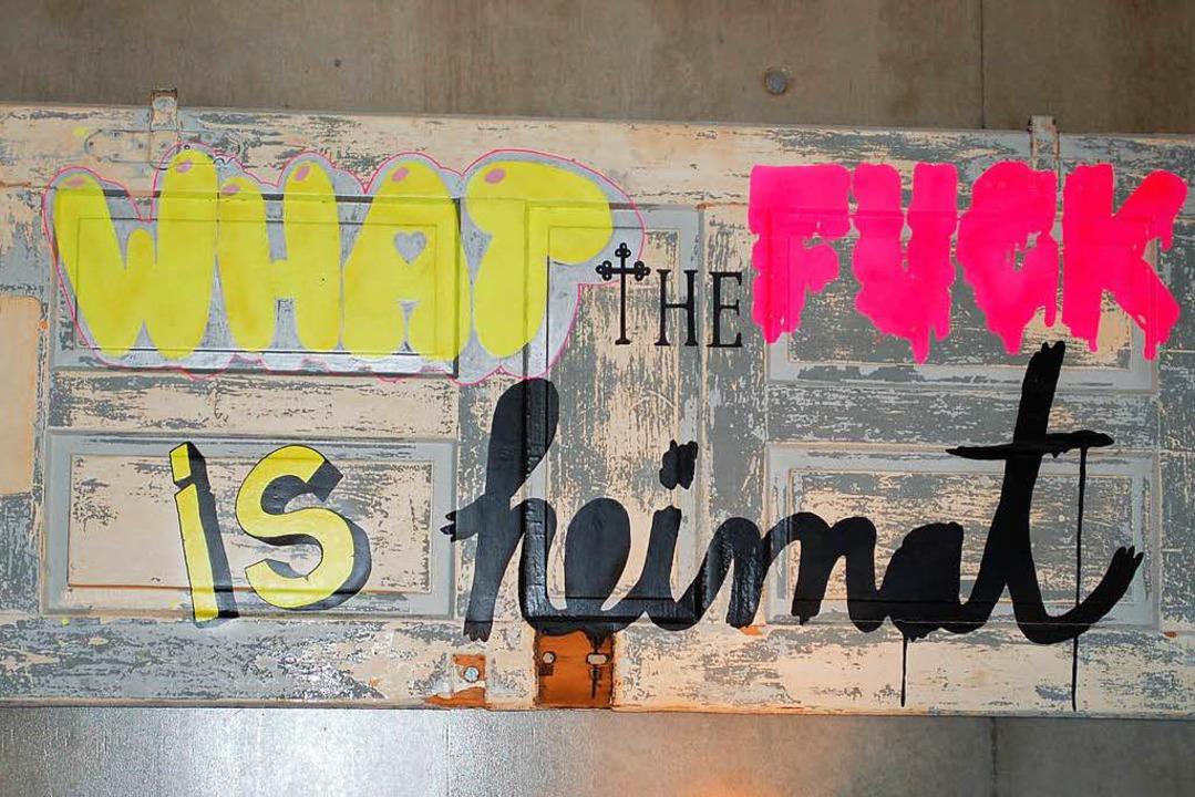 Umstrittener Begriff: Heimat  | Foto: Hupka