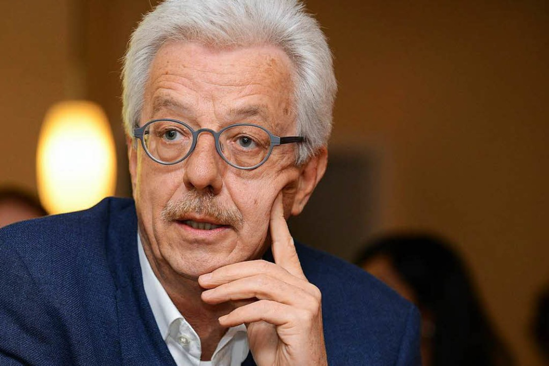 Otto Neideck, Erster Bürgermeister.  | Foto: Rita Eggstein